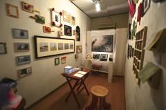 233写真部展2013「Photo & Frame」展示の様子